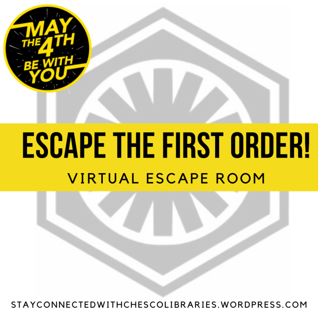 Escape the first order