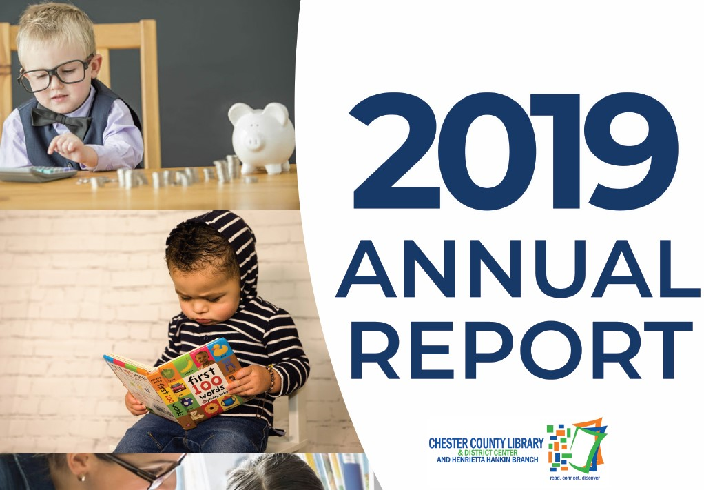 Chester County Library 2019 Annual Report
